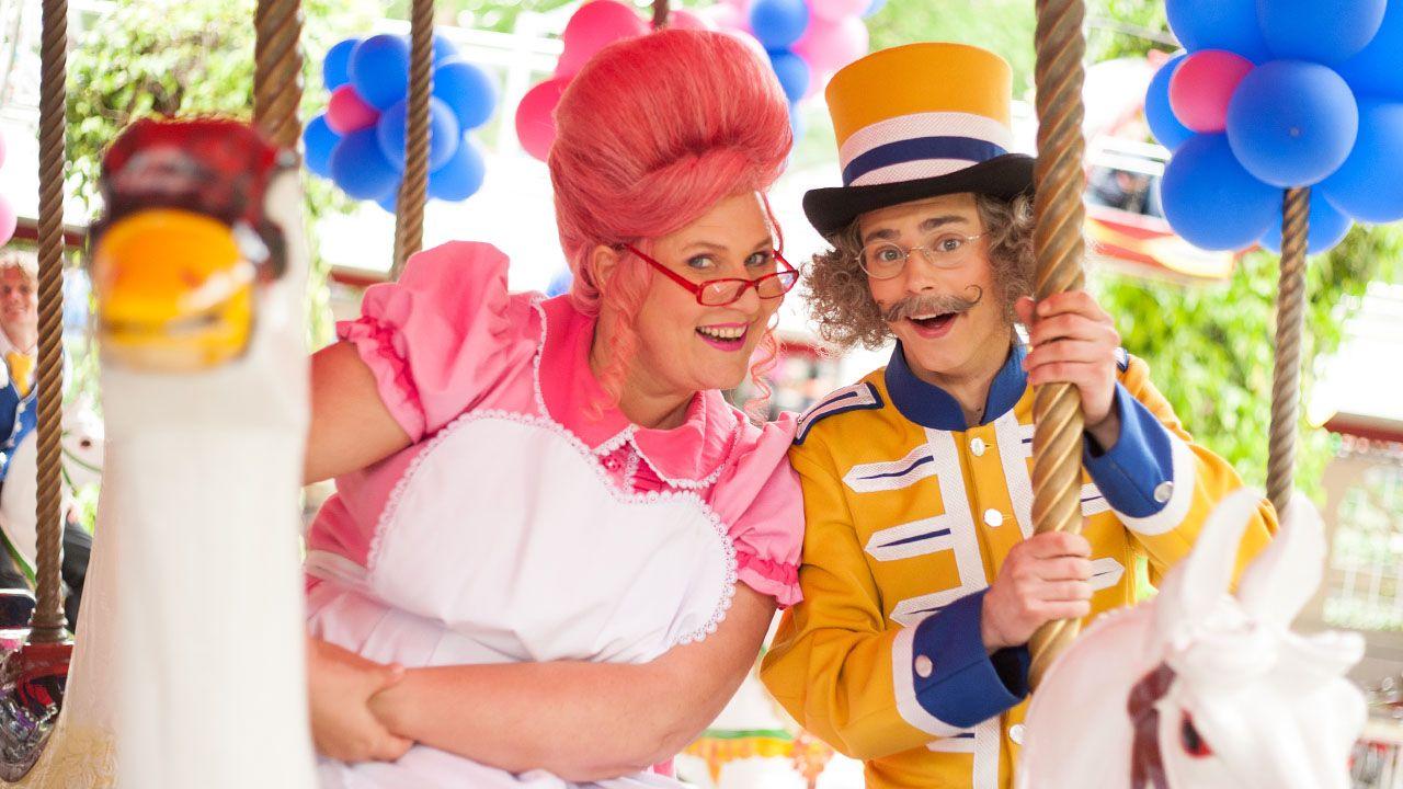 Meneer Kaasgaafs & Mevrouw Suikerspin