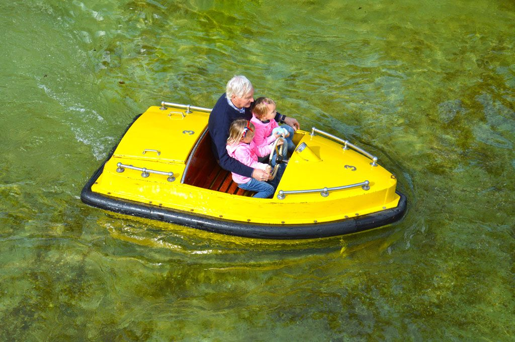 Motorbootjes