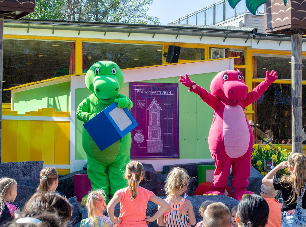 Dino & Dina Kinderpretpark Julianatoren 3